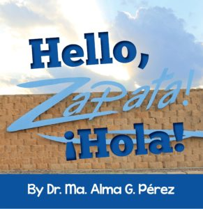 Hello, Zapata! ¡Hola!